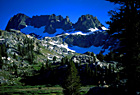 The Minarets, Ansel Adams Wilderness, California